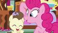Pinkie Pie imitating a piggy S7E19.png