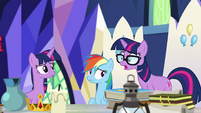"Pony Sci-Twi ""we have to go back!"" EGSB"