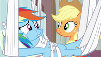 """Rainbow """"couldn't have done that on my own"""" S4E10"""