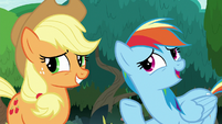 Rainbow Dash -long story- S8E9