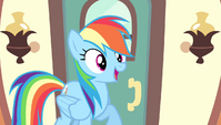 Rainbow Dash -no matter what your sport is- S4E24