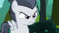 Rumble scowling angrily S7E21