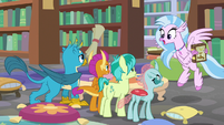 Silverstream -I just can't believe- S8E22