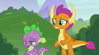 "Spike ""Twilight just doesn't get it"" S8E24"