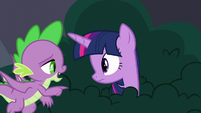 """Spike """"once you return that book"""" S9E5"""