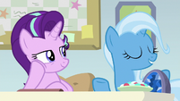 """Trixie """"good advice when I don't mean to"""" S9E20"""