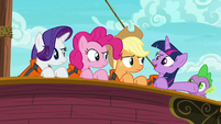 """Twilight """"you also mentioned the bubbling water"""" S6E22"""