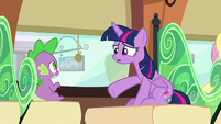 Twilight --I just wish I could have given my pupil the attention-- S6E2