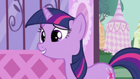 "Twilight Sparkle ""Nothing else is"" S2E03"