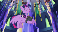 Twilight Sparkle -we have to save him- S7E25