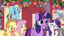 Twilight confused; her friends gasp BGES2