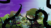 Vines growing out of control S4E01