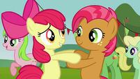 Apple Bloom 'I know it hasn't been that long' S3E08