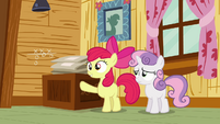 Apple Bloom 'Sure!' S3E06