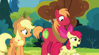 Apple Bloom -a misunderstandin' or somethin'- S7E13