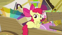 Apple Bloom best behaved cutie mark S4E09