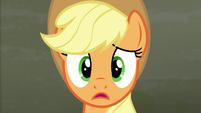 Applejack --I told Plaid Stripes no-- S6E9