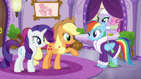 Applejack --if you don't mind sufferin'-- S6E10