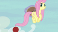 Applejack flings the ball toward Pinkie S6E18.png
