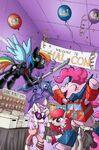 Comic Issue 24 Hal-Con cover
