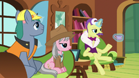 "Dandy Grandeur ""Rarity has impeccable taste"" S7E5"