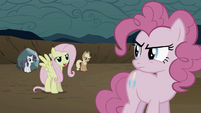 Flutterjerk about to annoy Pinkie S2E2