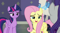 "Fluttershy ""don't exactly have what it takes"" S8E4"