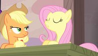 "Fluttershy ""that's no reason to be rude"" S5E1"