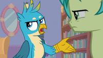 "Gallus ""I don't know every detail"" S8E22"