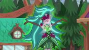 Gloriosa Daisy's magic power building EG4