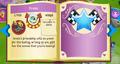 Greta album page MLP mobile game.png
