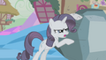Grey Rarity claiming her rock S2E2.png