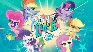 MLP Pony Life promotional image 1