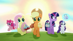 Mane 6 go on a trip Rainbow Roadtrip