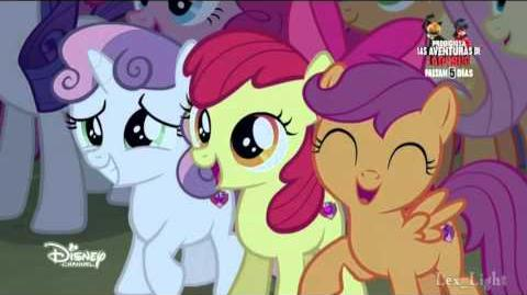 My Little Pony La Magia de la Amistad - The Magic Inside (Español de España) -720p-