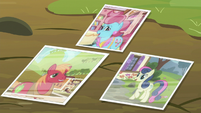 Photos of Mrs. Cake, Big Mac, and Bon Bon S8E12