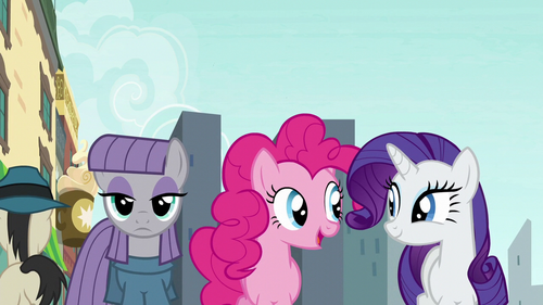 "Pinkie ""I do separate trips with each one"" S6E3"
