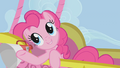 Pinkie Pie commenting about the race S1E13.png