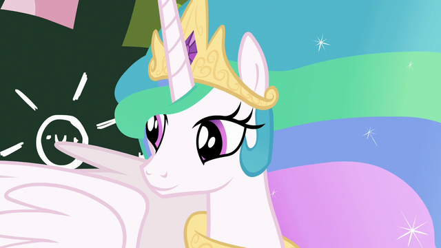 File:Princess Celestia looks at her other students S7E1.png