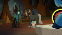 "Queen Chrysalis ""the Grogar?"" S9E1"
