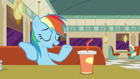 "Rainbow ""After a lifetime of awesome"" S6E9"