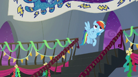 Rainbow --from all the excitement-- S6E7