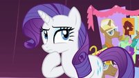 Rarity thinking S4E13