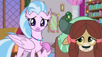 Silverstream nervous about being interviewed S8E16