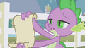 Spike reading letter S1E03.png
