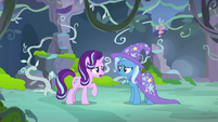 Starlight -he might have to kick Pharynx out- S7E17