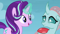 "Starlight Glimmer ""you can't normally"" S8E25"