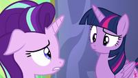 Starlight Glimmer confessing she isn't ready S7E1