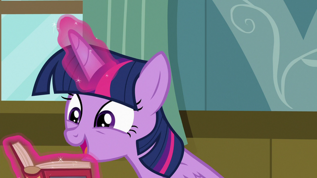 "File:Twilight Sparkle ""it was the treacherous Grogar!"" S7E3.png"