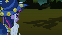 Twilight statue shadow S2E4